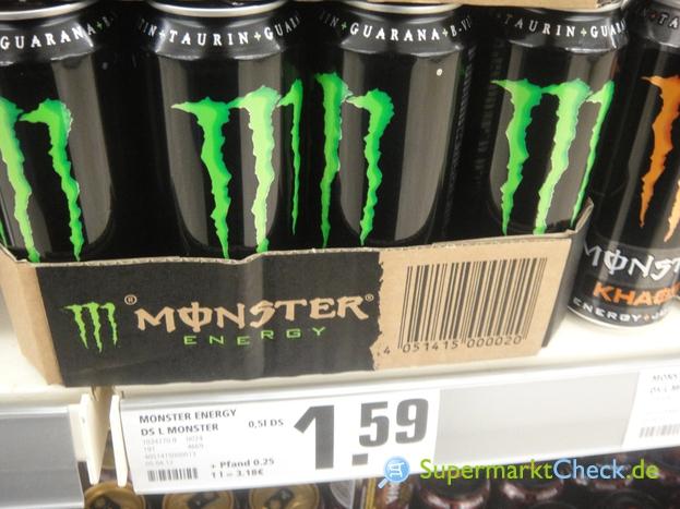 Foto von Monster Energy