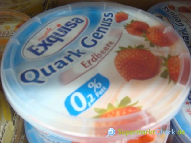 Foto von Exquisa Quark Genuss