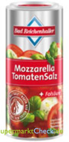 Foto von Bad Reichenhaller Mozzarellla Tomaten Salz