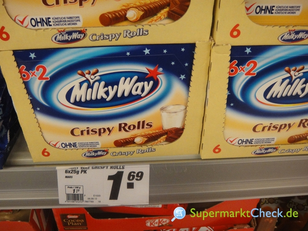Foto von Milky Way Crispy Rolls