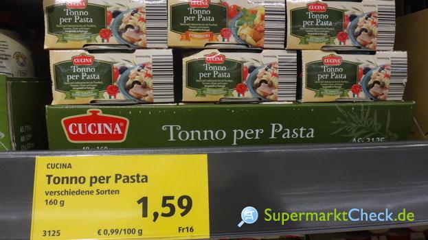 Foto von Cucina Tonno per Pasta