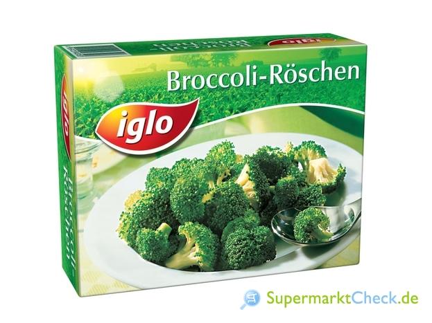 Foto von Iglo Broccoli Röschen