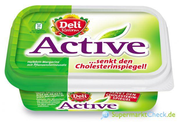 Foto von  Deli Reform Active Margarine