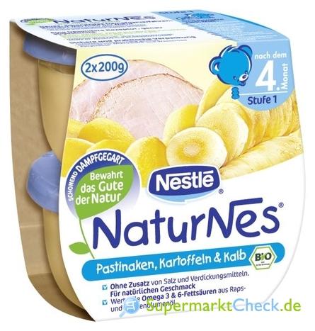 Foto von Nestle NaturNes Bio Stufe 1