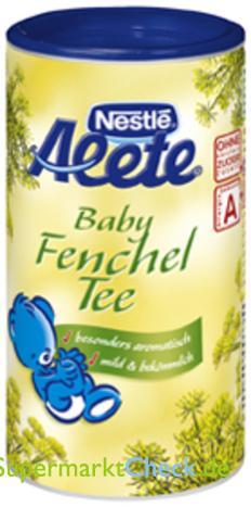 Foto von Alete Baby Fenchel-Tee