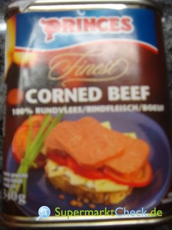 Foto von Princes Brasilianisches Corned Beef