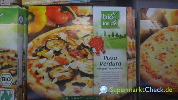 Foto von Bio inside Bio Pizza Verdura