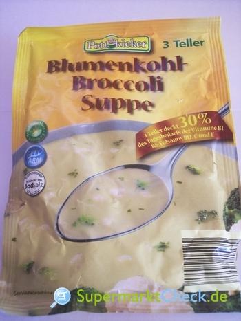 Foto von Pottkieker Blumenkohl Broccoli Suppe