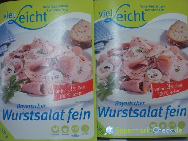 Foto von Viel Leicht Bayerischer Wurstsalat