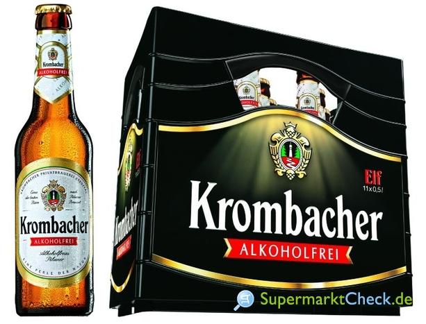 Foto von Krombacher Elf Alkoholfrei