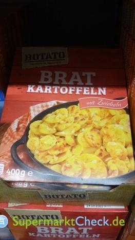 Foto von Botato Bratkartoffeln mit Zwiebeln