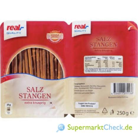 Foto von real Quality Salzstangen