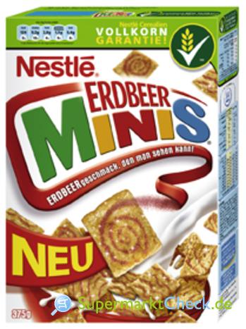 Foto von Nestle Minis