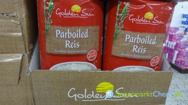 Foto von Golden Sun Parboiled Reis