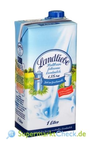 Foto von Landliebe Haltbare fettarme Landmilch