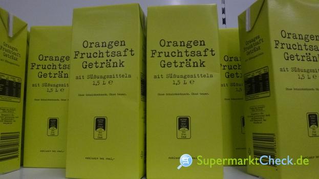 Foto von Ohne teuer Orangen Fruchtsaftgetränk