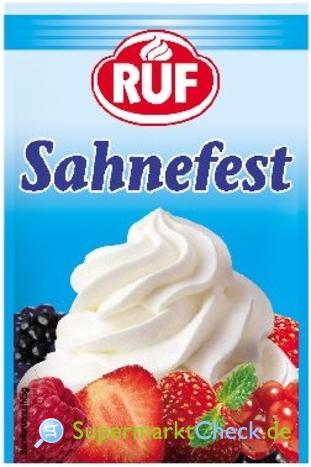 Foto von Ruf Sahnefest