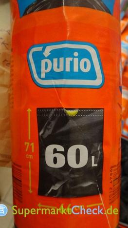 Foto von Purio / lidl Abfallsäcke