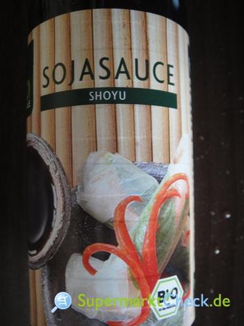 Foto von bio Zentrale Soja Sauce Shoju