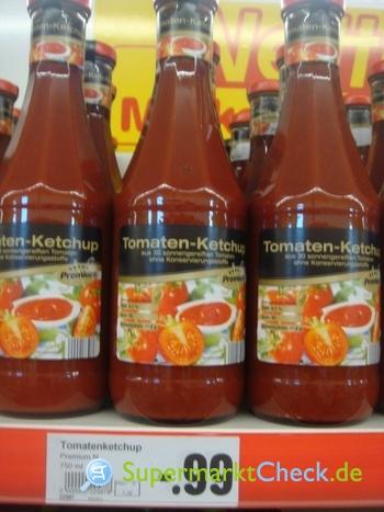 Foto von Premium Tomaten Ketchup