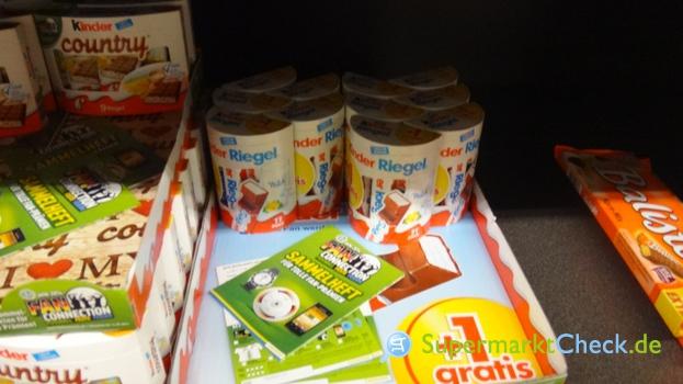 Foto von Ferrero Kinder Riegel