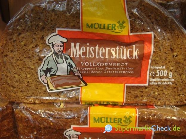 Foto von Müller Brot Das Meisterstück