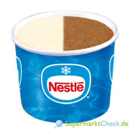 Foto von Nestle Diät Eis im Portionsbecher
