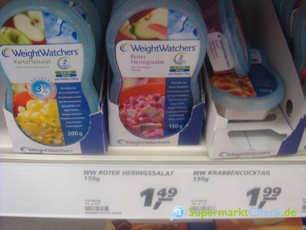 Foto von Weight Watchers  Roter Heringsalat