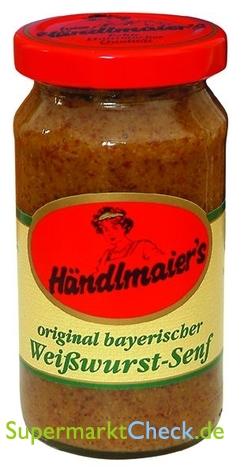 Foto von Händlmaiers Weißwurst Senf