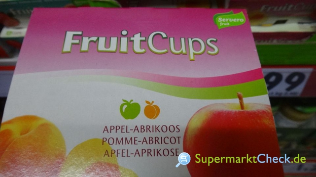 Foto von Servero Fruit Cups