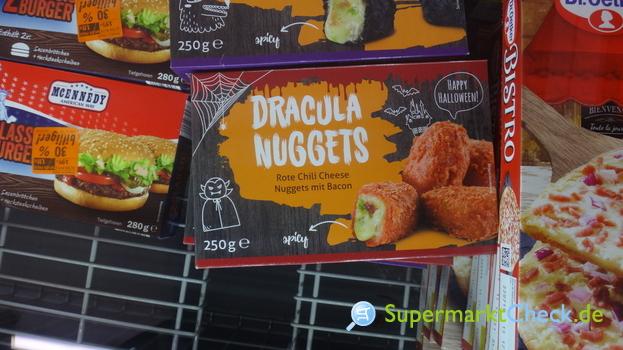 Foto von Happy Halloween Dracula Nuggets