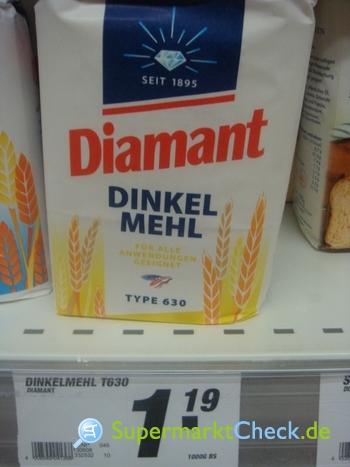 Foto von Diamant Dinkelmehl
