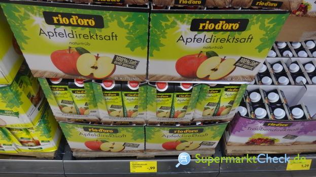 Foto von rio d oro Premium Apfel Direktsaft