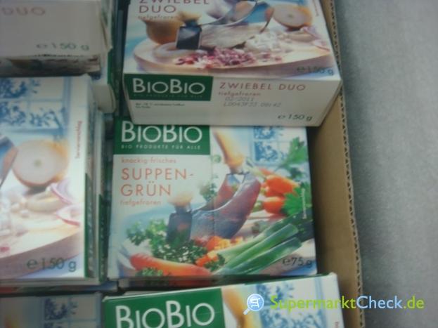 Foto von BioBio Suppengrün