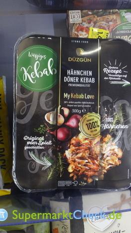 Foto von Düzgün My Kebab Love Hähnchen Döner Kebab