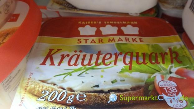Foto von Star Marke Kräuterquark