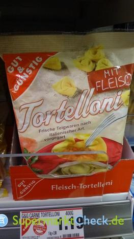 Foto von Gut & Günstig Frische Fleisch Tortelloni