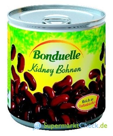 Foto von Bonduelle Kidney Bohnen