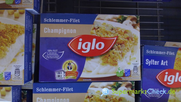 Foto von Iglo Schlemmer-Filet