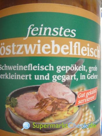 Foto von Zerbster feinstes Röstzwiebelfleisch