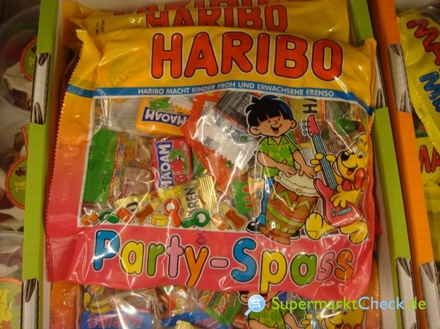 Foto von Haribo Party-Spass