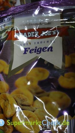 Foto von Trader Joes Soft Früchte Feigen