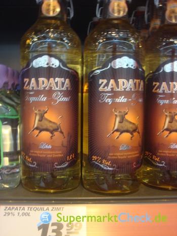Foto von Zapata Tequila mit Zimt