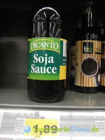 Foto von Picanto Soja Sauce