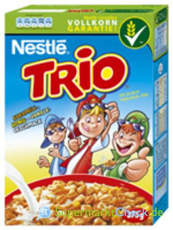 Foto von Nestle Cereal