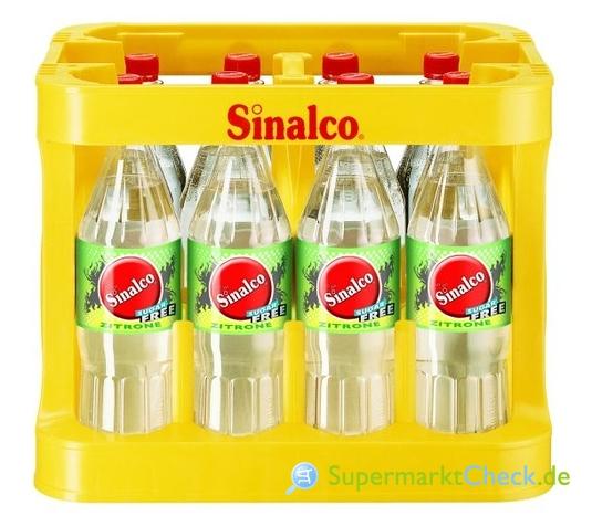 Foto von Sinalco Sugar Free