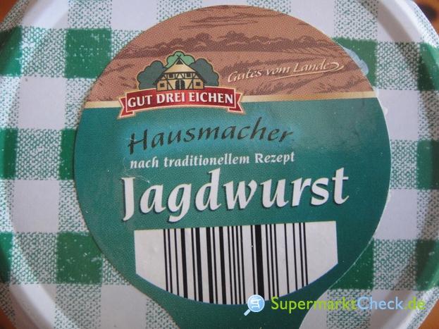 Foto von Gut Drei Eichen Hausmacher Jagdwurst