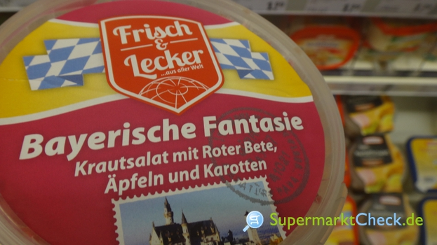Foto von Frisch & Lecker Bayerische Fantasie