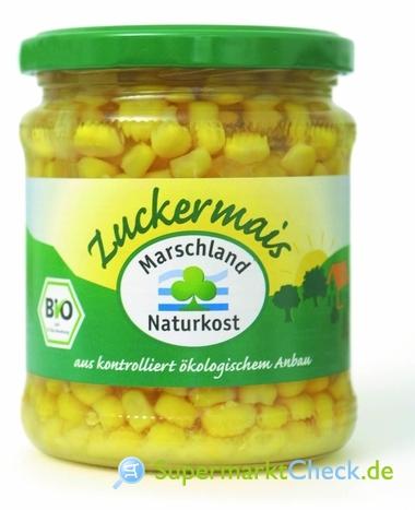 Foto von Marschland Bio Zuckermais