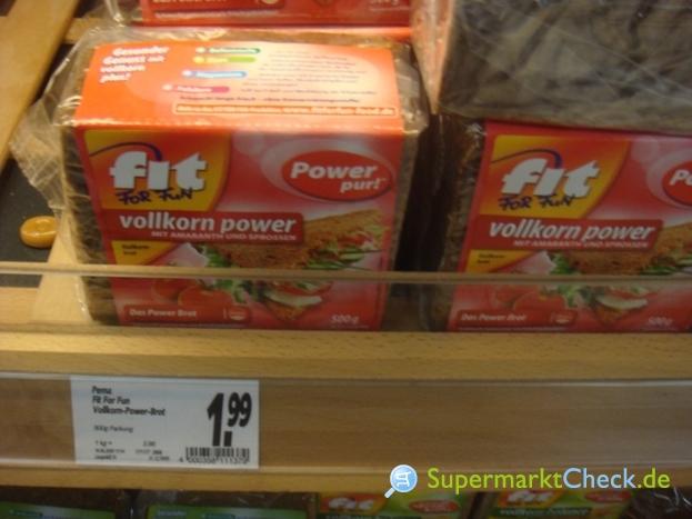Foto von fit For Fun Vollkornbrot